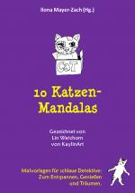 Kater Leon Ferienprogramm: 10 Katzenmandalas