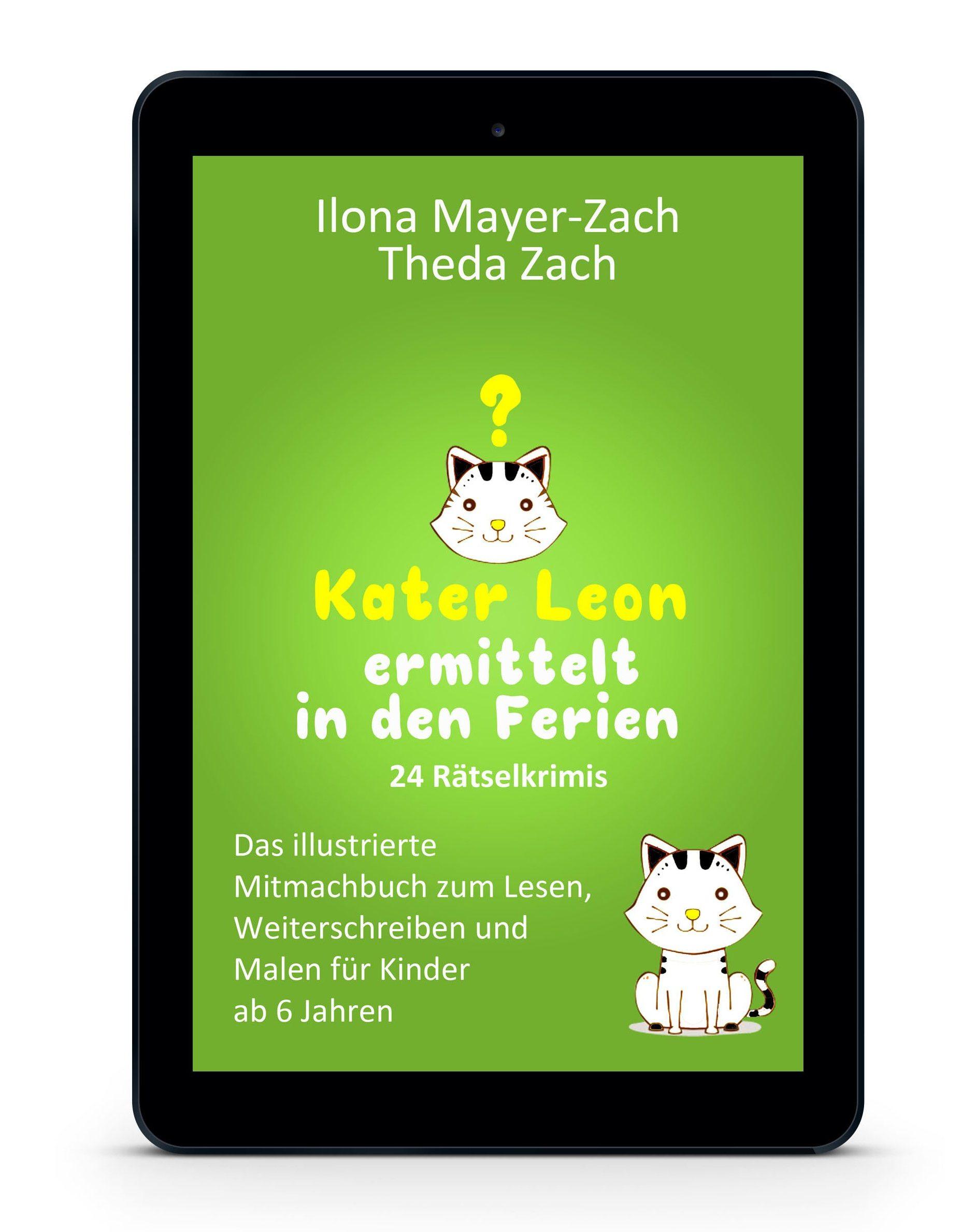 Kater Leon Ferienprogramm - Freizeit kreativ