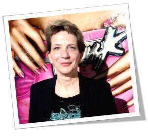 Textwerkerin und Autorin Ilona Mayer-Zach